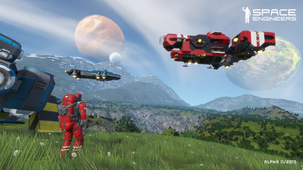 Space Engineers: 2-Minute Review | A-Tech Gaming